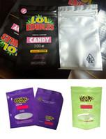 Hot Lol Edibles Hashtag Honey Mylar Bag Medicated 500 мг Конфеты сумка Упаковка Hashtag Медовая конфета сумка печенье белый runtz розовый розай сорбет