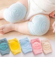 Baby Knee Pads Crawl Crawling Pad Baby Child Infant Anti Slip Knee Pad Socks Protector Leg sock KKA8006-1