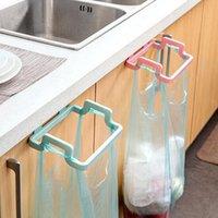 تنظيم التدبير المنزلي الآخر شنقا القمامة حقيبة القمامة حامل القمامة رف خزانة خزانة التخزين خرقة شماعات يمكن bin kitchen الملحقات
