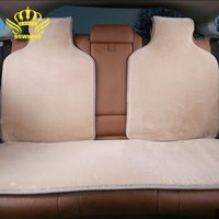 faux car seat covers artificial capes for rear seat 5 colors soft winter warm summer is not hot selling 2020 new