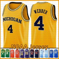tkm Michigan Wolverine NCAA Chris 4 Webber Kawhi Dwyane Wade 3 Leonard LeBron James 23 Basketball Jersey Stephen Curry 30 Earvin 33 Johnson