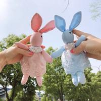 Llaveros Doll Baby Baby Soft Peluche Juguetes Para Niños Durmiendo Mate Relleno Llavero Animal Llavero