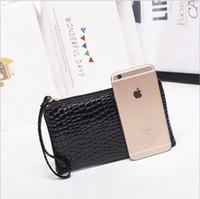 المرأة حقيبة الفاصل قدرة كبيرة عملة محفظة الإناث الهاتف المحمول كيس كيس هدية الساخن سيدة محفظة