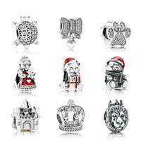 Oryginalne 925 Sterling Silver Pattern People Clear CZ Lion 791538 KS 791776CZ 791714CZ 792005EN07 792007EN39 791133PCZ 792058CZ 791377 Prezent