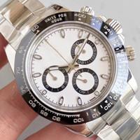 Cerámica de la moda de los hombres 2813 Movimiento automático Pulsera para hombre Diseñador Mecánico Acero inoxidable Reloj relojes Relojes Relojes de pulsera