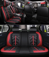 Universal Fit Car Accessories Interior Car Seat Covers Set F...