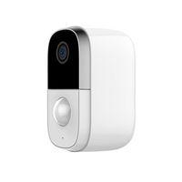 스포츠 액션 비디오 카메라 1080p 100 % 와이어 프리 보안 배터리 카메라 풀 HD 충전식 무선 지원 클라우드 스토리지 Pir Moti