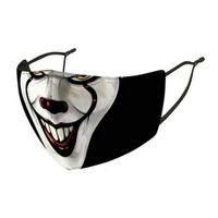Nez Joker Cover Designer Masque réglable Masques Earloop Strap Joaquin Phoenix Incroyable bon marché en ligne occasions Exfva