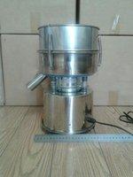 Laborzubehör 110V / 220V SS DIA 20 cm 10-200 Mesh-Partikel-Vibrations-Screen-Shaker Vibrationssieb-Maschine