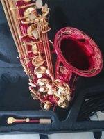 스즈키 알토 색소폰의 새로운 사진 알토의 Eb 음악 악기 전문 학년 같은 마우스 피스 무료 배송 사용