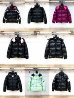2020 نوي النساء بالجملة في فصل الشتاء سترة مصمم مايا الملابس الدافئة غوس معاطف في الهواء الطلق أزياء الشتاء سترة سترة كلاسيك للرجال داون
