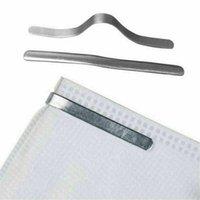 미국 주식! 코 브릿지는 마스크 코 브리지 스트립 핫멜트 접착제 알루미늄 스트립 DIY 마스크 수정 보호 입 마스크 액세서리에 대한 스트립
