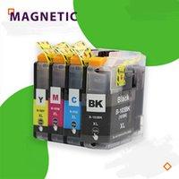 Cartucce d'inchiostro compatibili per Brother LC103 MFC J4310DW J4410DW J4510DW J4610DW J4710DW J6520DW J4710DW J6520DW J285DW Stampante LC103XL