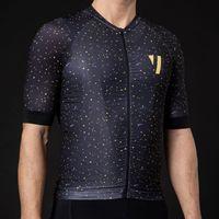 스루 경주 재킷 프로 팀 무효 2021 여름 짧은 소매 사이클링 저지 남성용 퀵 드라이 자전거 MTB 자전거 탑스 의류 착용 실리콘 비