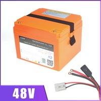 48 V 1500W Batteria al litio Bicicletta elettrica 20AH 30AH 40AH 3000W kit di ebike portatili