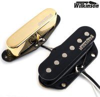 New Gold Chrome Alnico 5 Pickups TL di stile del collo e Ponte Eleciric raccolta della chitarra