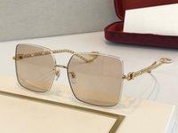 durumda 0724S ile popüler modeli gözlük Basit stil UV400 koruması satan 0724 New men güneş gözlüğü moda kare kare Pilot gözlük