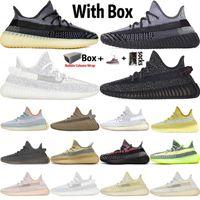 2020 Tamaño 13 Kanye West Asriel Tierra Eliadá Israfil Cinder lino Marsh Yecheil Yeshaya reflectante para hombre zapatos corrientes Entrenadores zapatillas de deporte