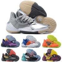جيمس هاردن 4 المجلد. 4 4S IV MVP أحذية BHM الأسود بنين شهر رجالي أحذية كرة السلة التشدد احذية رياضية في الهواء الطلق