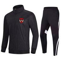 Avusturya Ulusal Futbol Takımı Koşu Erkek Eşofman Ceket Ve Pantolon Eğitim Takım Elbise Açık Spor Koşu Giyim Yetişkin Çocuklar Futbol Setleri