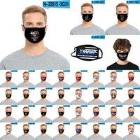 Máscaras Moda cara Trump para adulto Crianças Mantenha América Grande lavável reutilizável Boca Máscara EUA Presidente Eleição Trump 2020 Máscara CYZ2660