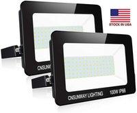 Outdoor LED Flood Light Fixture 600W 500W 400W 300W 100W 50W IP66 Waterproof Exterieur SMD RGB Floodlight + Us Stocks
