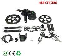 Livraison gratuite Bafang Motoréducteur BBS01B 36V 250W vélo électrique mi kits d'entraînement du moteur 8FUN avec C965 / 850C écran LCD
