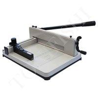 """12 """"ورقة المتقلب الثقيلة الصناعية مقصلة 200 ورقة عادية ورقة القاطع لقطع العرض 31CM سمك 40MM 858 A4"""