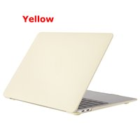 Custodie per laptop per MacBook Retina Pro16 / 13/15 POLLICE A2141 A1502 A1398 A1466 A1678 Custodia per notebook Cassa Hard Shell Matte