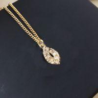 Moda mujer cadena collar tendencia collar cuadrado diamante collar collares largos juego de joyería para el suministro de regalos