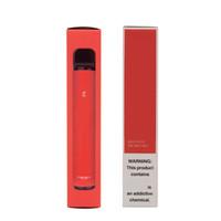 Puff Plus Zigarette Einweggerät Pod Kit 550mAh Batterie 3,2ml Vorgefüllte Patrone 800 Puffs VAPE Leerer Stift 50 Farbe Optional