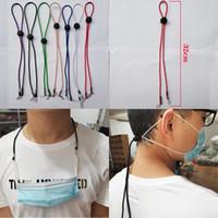 Masque téléphone mobile perdu anti-masque enfants corde adulte oreille sac étanche Longe anti-coup oreille pendaison XD23804 corde au cou