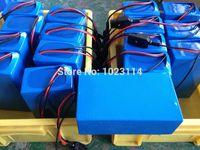Fedex Livraison gratuite vélo électrique batterie 72V 30Ah avec chargeur, BMS Lithium ion rechargeable vélo