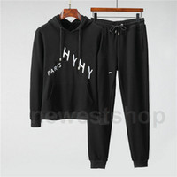 2020 fashion designer luxury clothing give mens tracksuit jacket outwear sweatshirt suit europe sportwear embroidery letter jacket pants