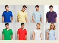 2020 봄 럭셔리 이탈리아 티 남성 T 셔츠 디자이너 폴로 셔츠 하이 스트리트 자수 악어 인쇄 의류 남성 브랜드 폴로 셔츠