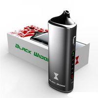 ecig autêntica viúva negra erva seca kit vaporizador vaporizador de ervas tabaco built-in 2200mAh Vape bateria vape caneta com núcleo de cerâmica