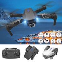 Willkey LS-E525 2.4G Дрон 4K PRESSESION RC DRON QUADCOPTER Складные игрушки Дрон с камерой HD 4K WiFi FPV Drone