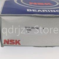 NSK double row angular contact ball bearing 3313B-2RSRTNG = 3313B-2RS = 3313-BD-XL-2HRS-TVH = 5313SZZ 65mm X 140mm X 58.7mm