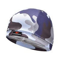 Ultralight Hızlı Kurutma Bisiklet Kaskı Liner Bisiklet Bisiklet Beanie Cap Balaclava Şapkalar