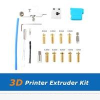 طابعة مدفعية 3D SideWinder X1 / عبقرية فوهة سيليكون كم الحلق مقبض الثرمستور أنبوب التدفئة التدفئة كتلة كيت