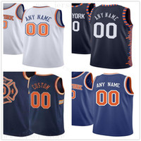 Custom Printed Jerseys Top Quality 2020 New Blue City White ...
