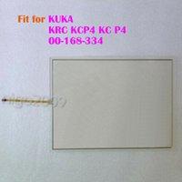 KUKA KRC KCP4 KC P4 00-168-334 Dokunmatik Ekran Cam Dokunmatik Panel Yeni