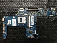 HP 프로 북 650 640 G1 PC 메인 보드 744016-001 744016-501 6050A2566301-MB-A04 tesed DDR3에 대한 노트북 마더 보드