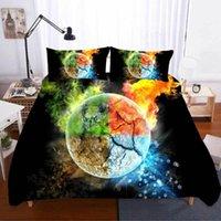 Singolo regina Posciel 3d regalo dei capretti CoupleStar Lenzuola in cotone Doppio Dimensione Bedding Set di lusso trapunte da letto Copripiumino 2 persone
