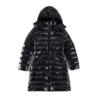 Top Qualität Ankunft Frauen Mode Daunen Winterjacke Arctic Parka Navy Schwarzer Außenmantel Hoodies Hiver Manteau Doudoune