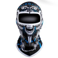 Summer motorcycle riding headgear fishing full face sunscree...