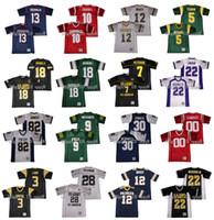 Haçlılar 13 Tua Tagovailoa 10 Mitch Trubisky 5 Tim Tebow Hease 18 Peyton Manning 22 Lindsay Lisesi Futbol Forbası