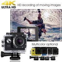 """الأصلي EKEN H9R / H9 الترا HD 4K عمل كاميرا للماء 30M 2.0 """"شاشة 1080P الرياضة الكاميرا تذهب الكاميرا للمحترفين المتطرفة"""