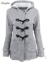 Mulheres para baixo parkas fitaylor 2021 mulheres de outono de algodão com capuz fino cabo longo casaco casual streetwear feminino único casaco de zíper peito único