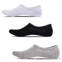 Clothing Mens Summer Designer Solid Color Sock Slipper Casual Relaxed Fashion Homme Underwear Silicone Slip Male